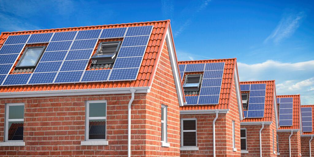 Residential solar panels Ireland cost.